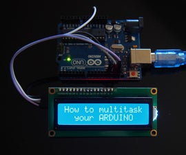 Multi-task Your Arduino