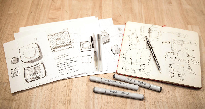 Design Sketching Class