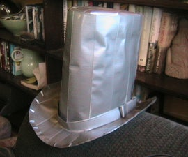 Duct Tape Top Hat (Slideshow)