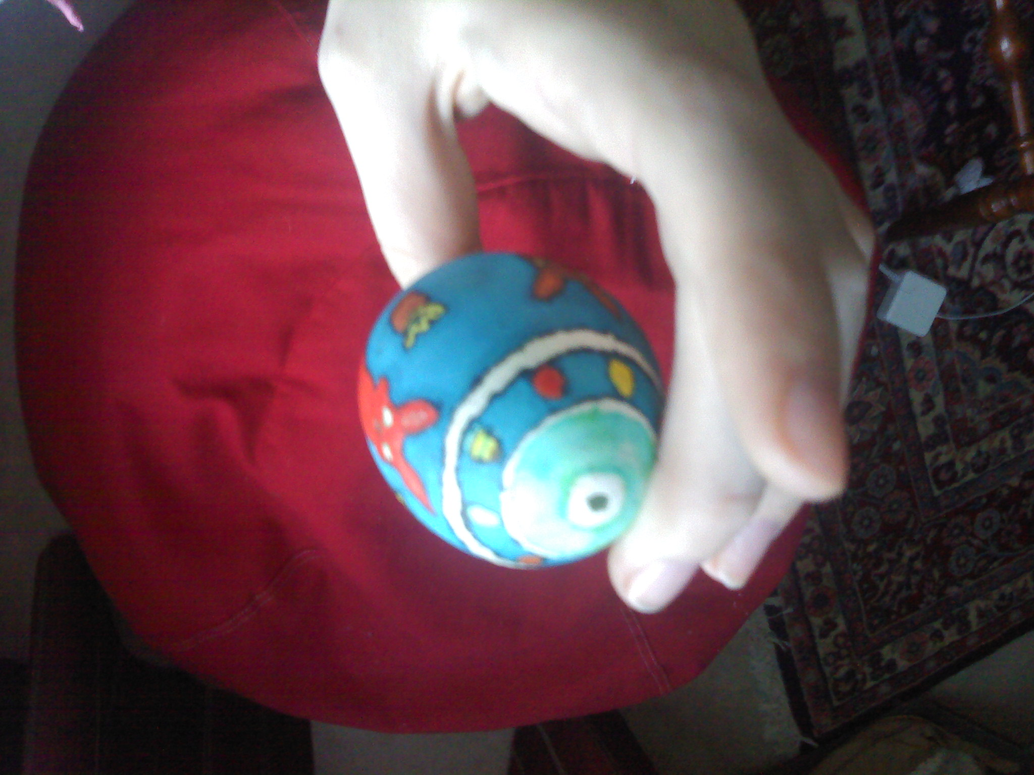 Picture of Modern Pysanky