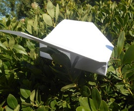 Acrobat: a Paper Airplane