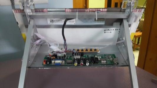 Custom Monitor