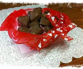 Edible Bowl Candy Bowl