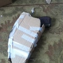 How To Make A Cardboard Airsoft Holster