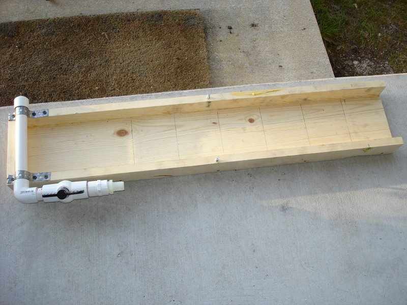 Picture of Building the Box and Cradle