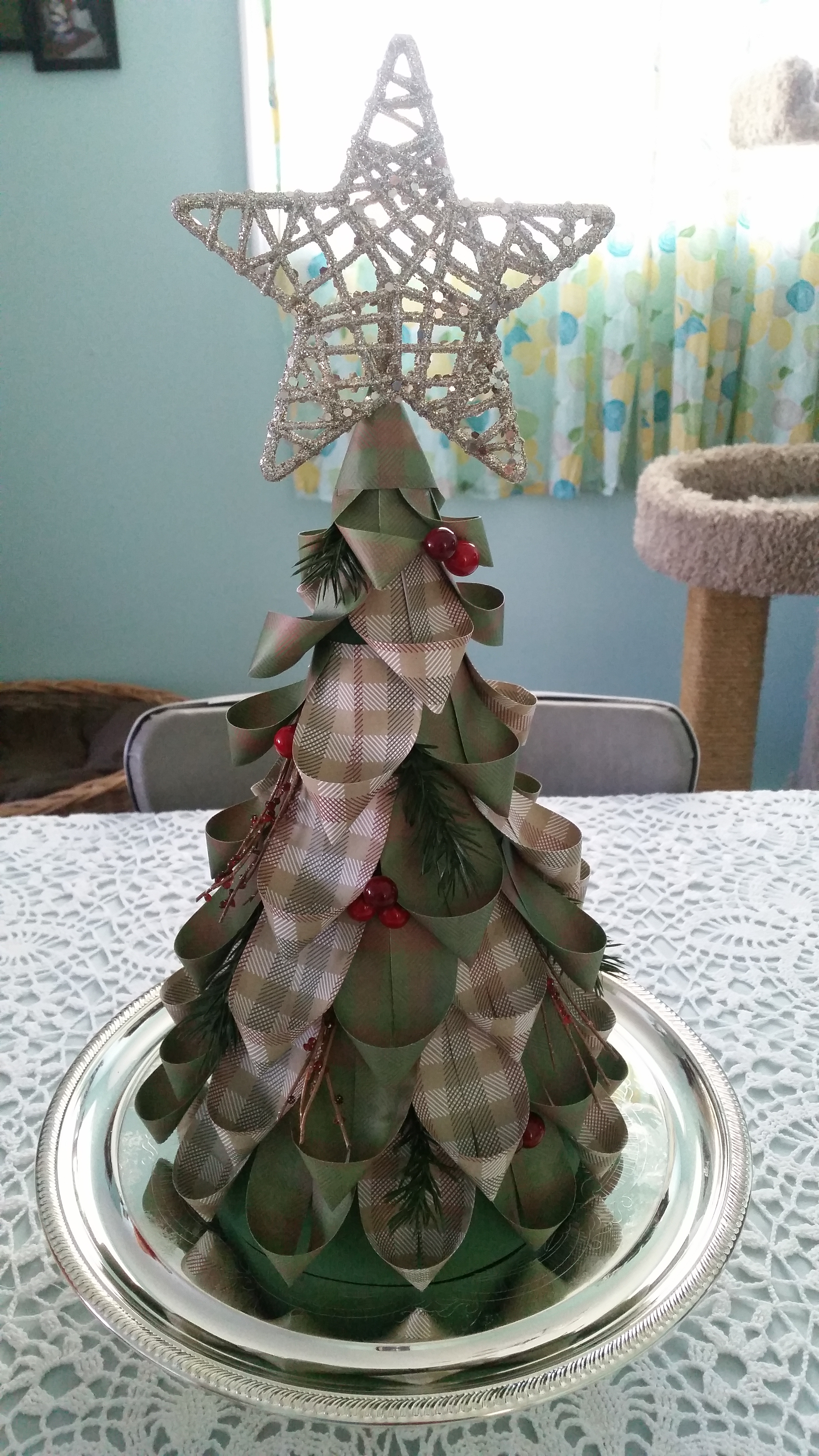 Picture of Awesome Paper Tree