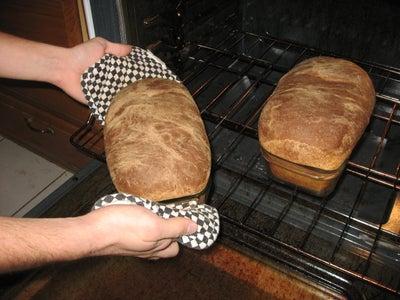 Baking/Enjoying