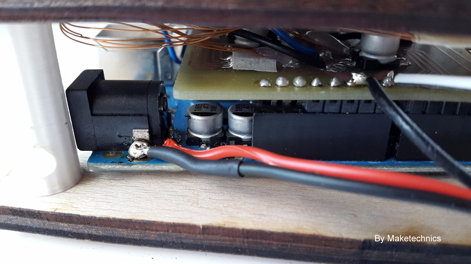 Picture of Adding Power Supply Extension