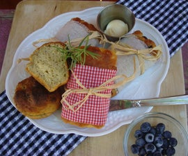 Easy Versatile Gluten Free Bread