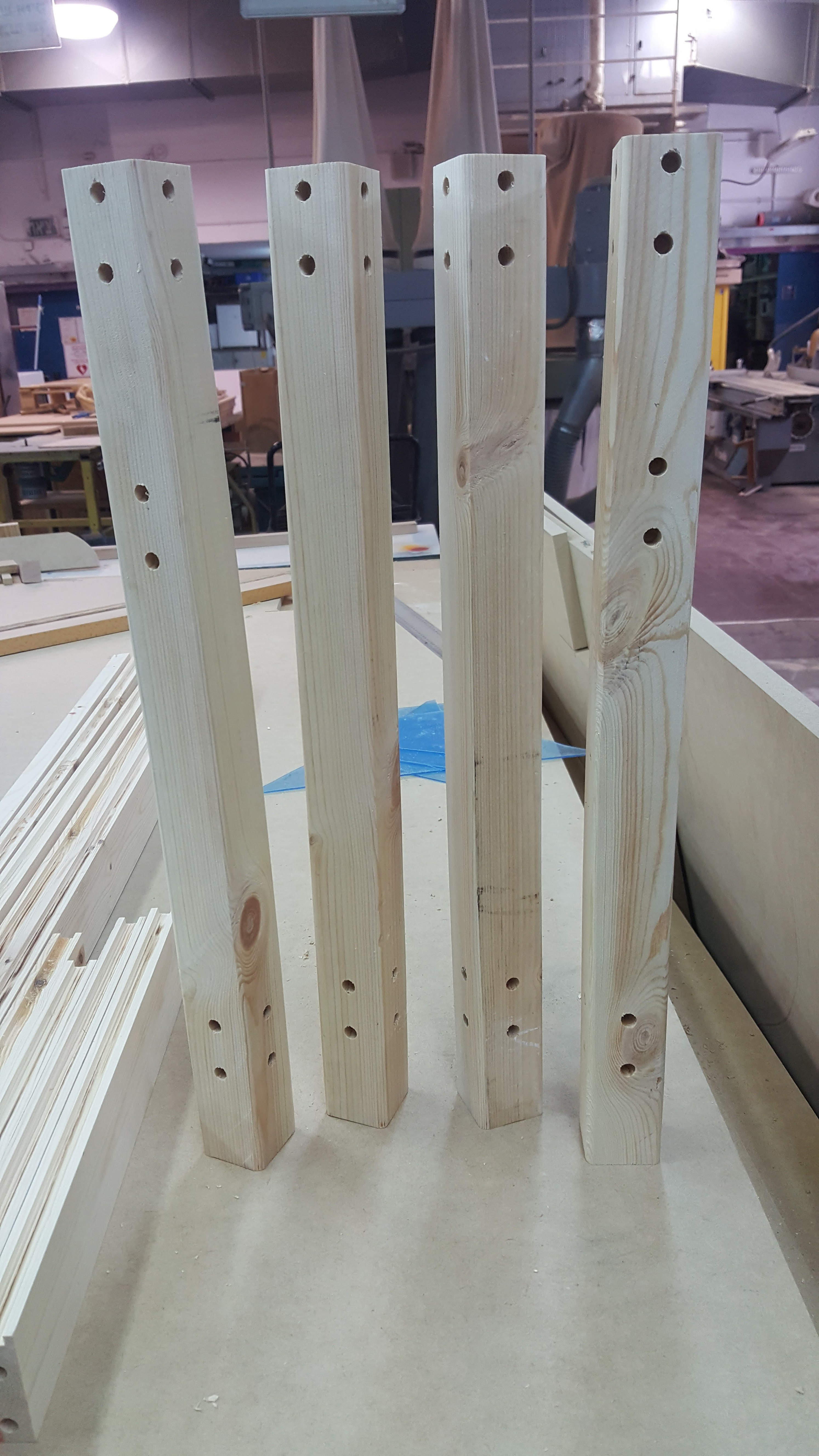Picture of Drill Dowel Holes