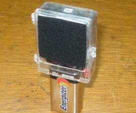Pocket-Sized Fume Extractor