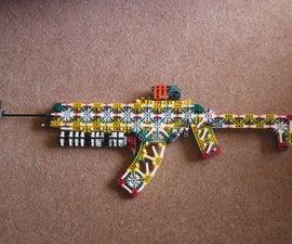 My NEW Knex AK47 model