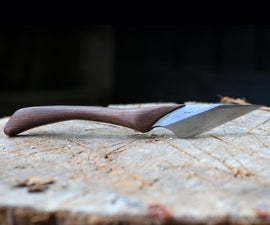 How to Make Stylish Kiridashi/Utility Knife