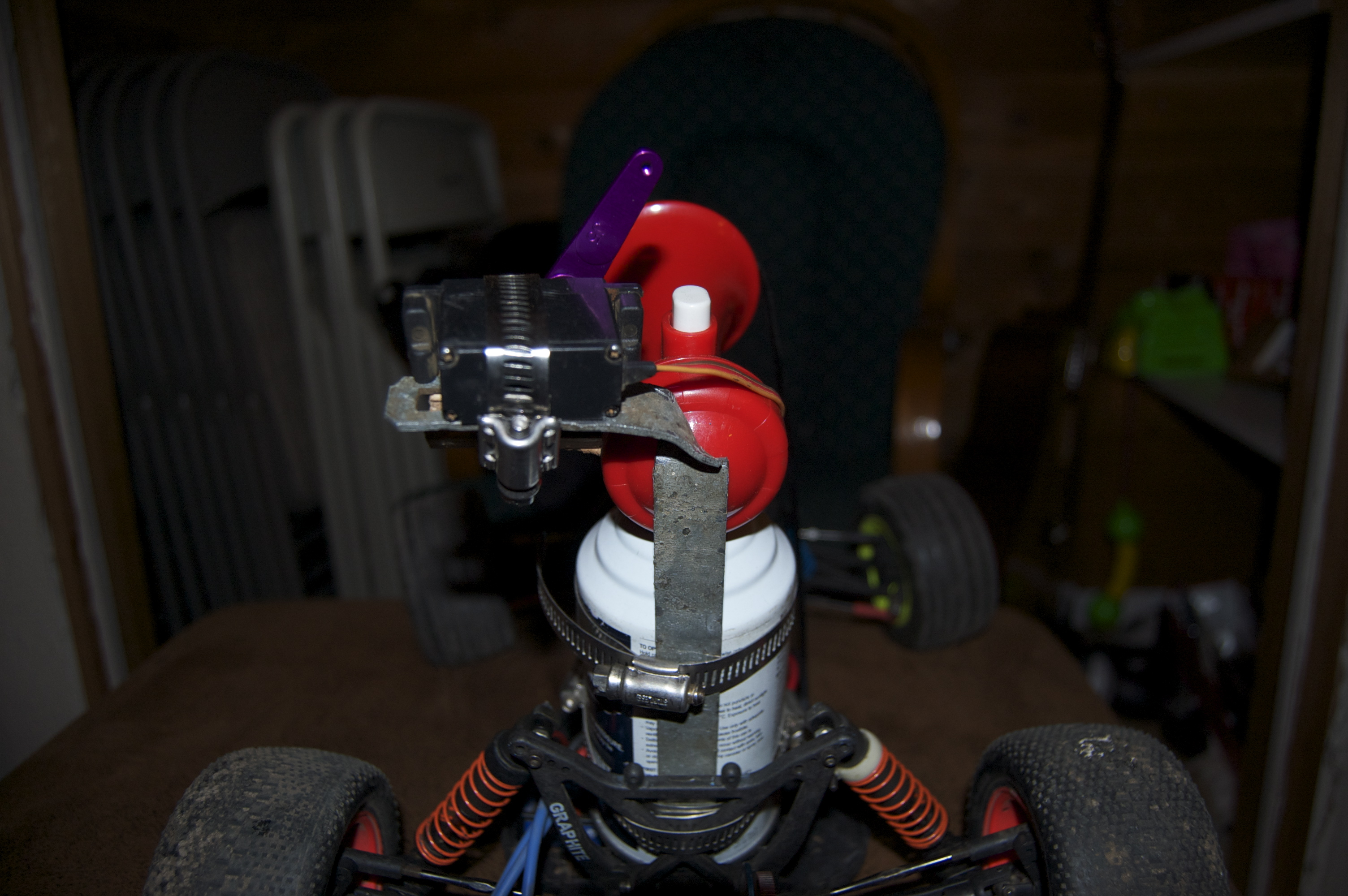 Picture of RC - Remote Control Air Horn Prank