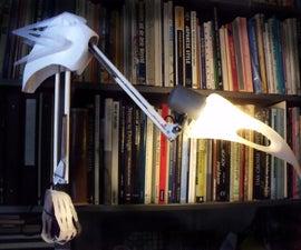 Pterodactylus Desk light