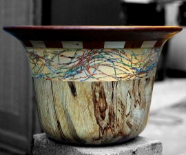 Epoxy Wire Bowl
