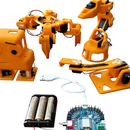 Make your own 3D Printed Robot