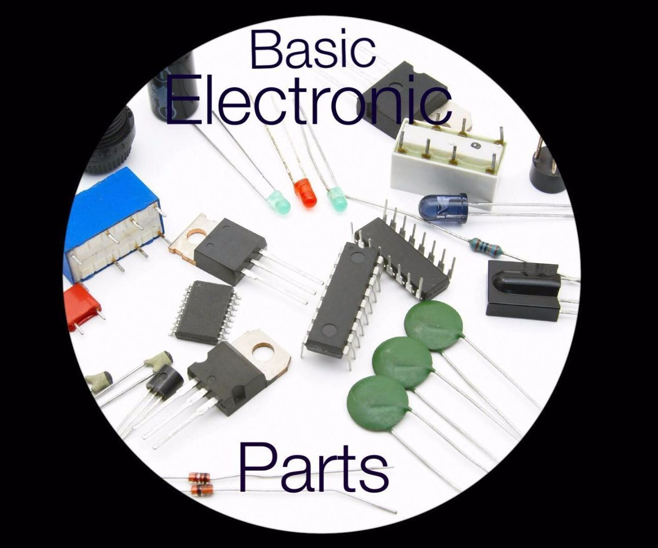 Basic Electronic Components 8 Steps With Pictures Categories Electrical Engineering Electronics Circuits