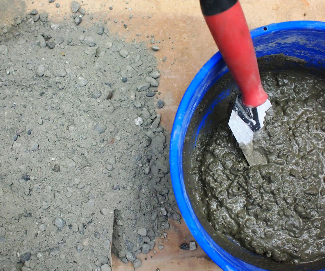 How to Properly Mix and Pour Concrete: 10 Steps (with Pictures)