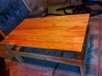 Picture of Pallet Coffee Table