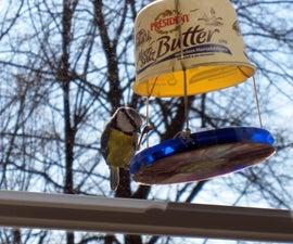 Gourmet-Recycling Bird House