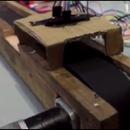 TIVA Controlled Conveyer Belt Based Color Sorter