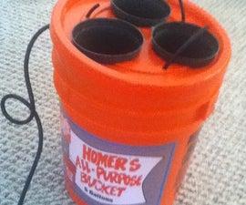 5 Gallon Bucket Hydroponics