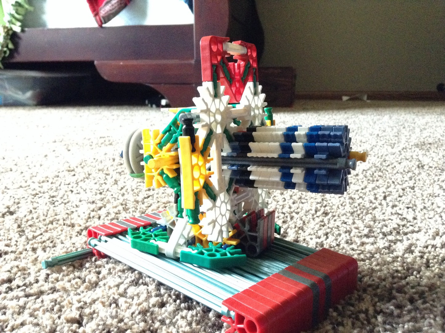 Picture of Knex Boom Cannon