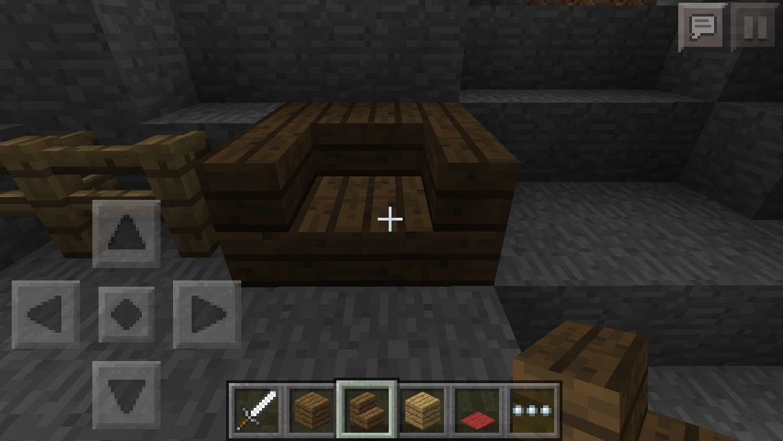 Picture of How to Make a Minecraft Chair