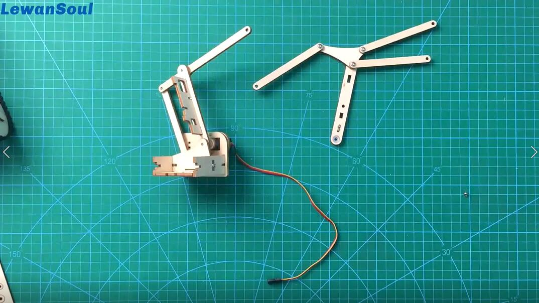 Picture of The Assembly of Armbit ( Robot Arm)_3