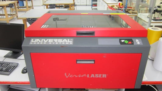 Building: Laser Cutting