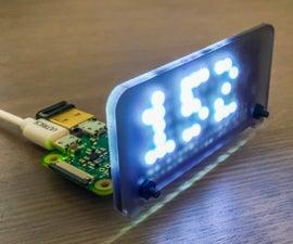 Raspberry Pi Strava Monitor