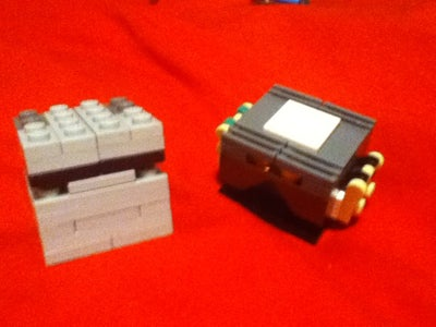 Crate Crawler: a Lego Combinator... Sort Of...
