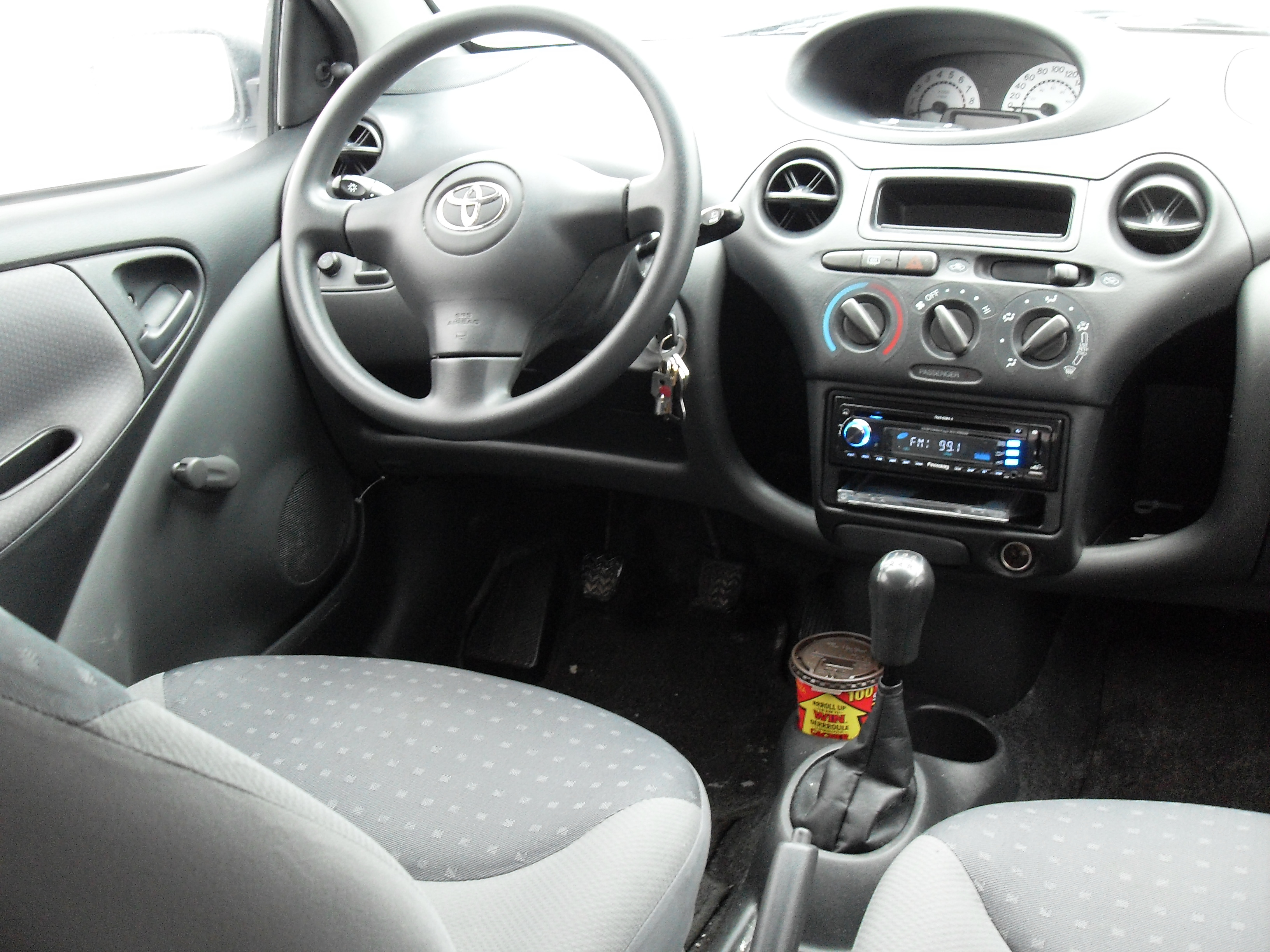 Picture of Familiarize Yourself With the Car and the Controls