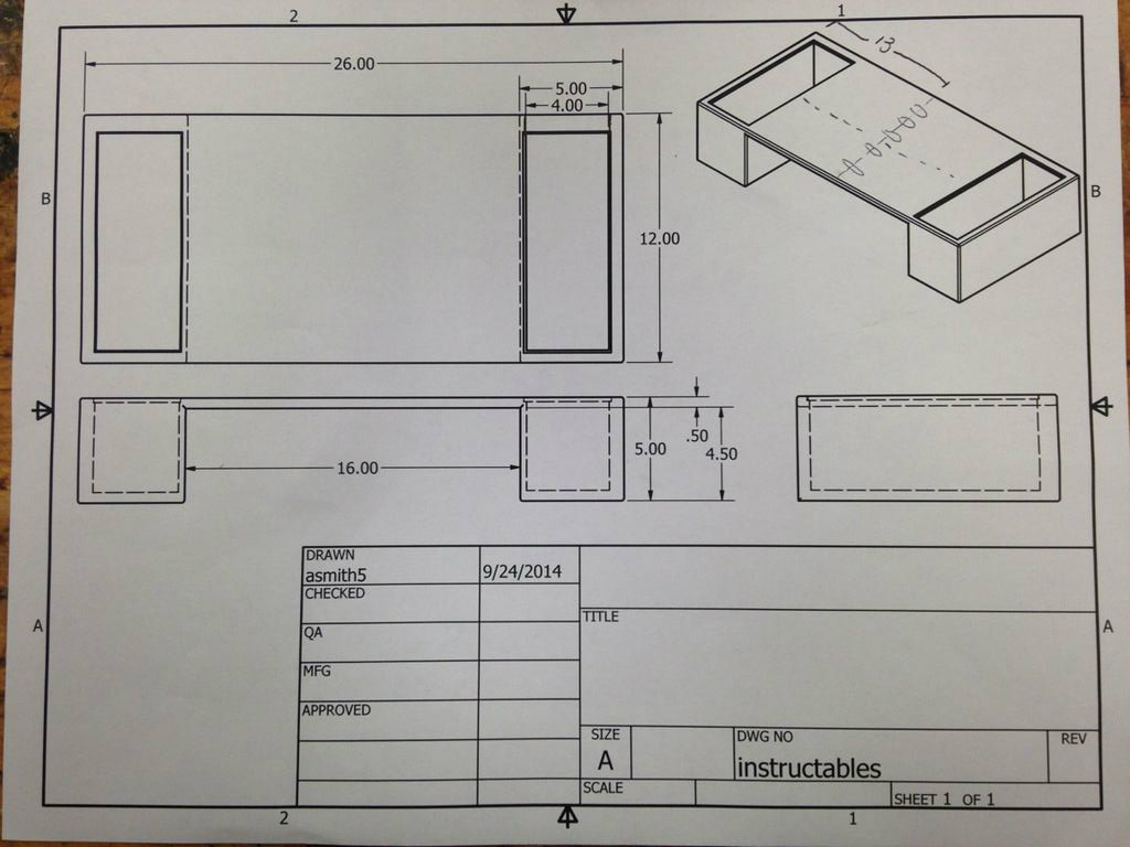 Picture of Easy Lap Desk