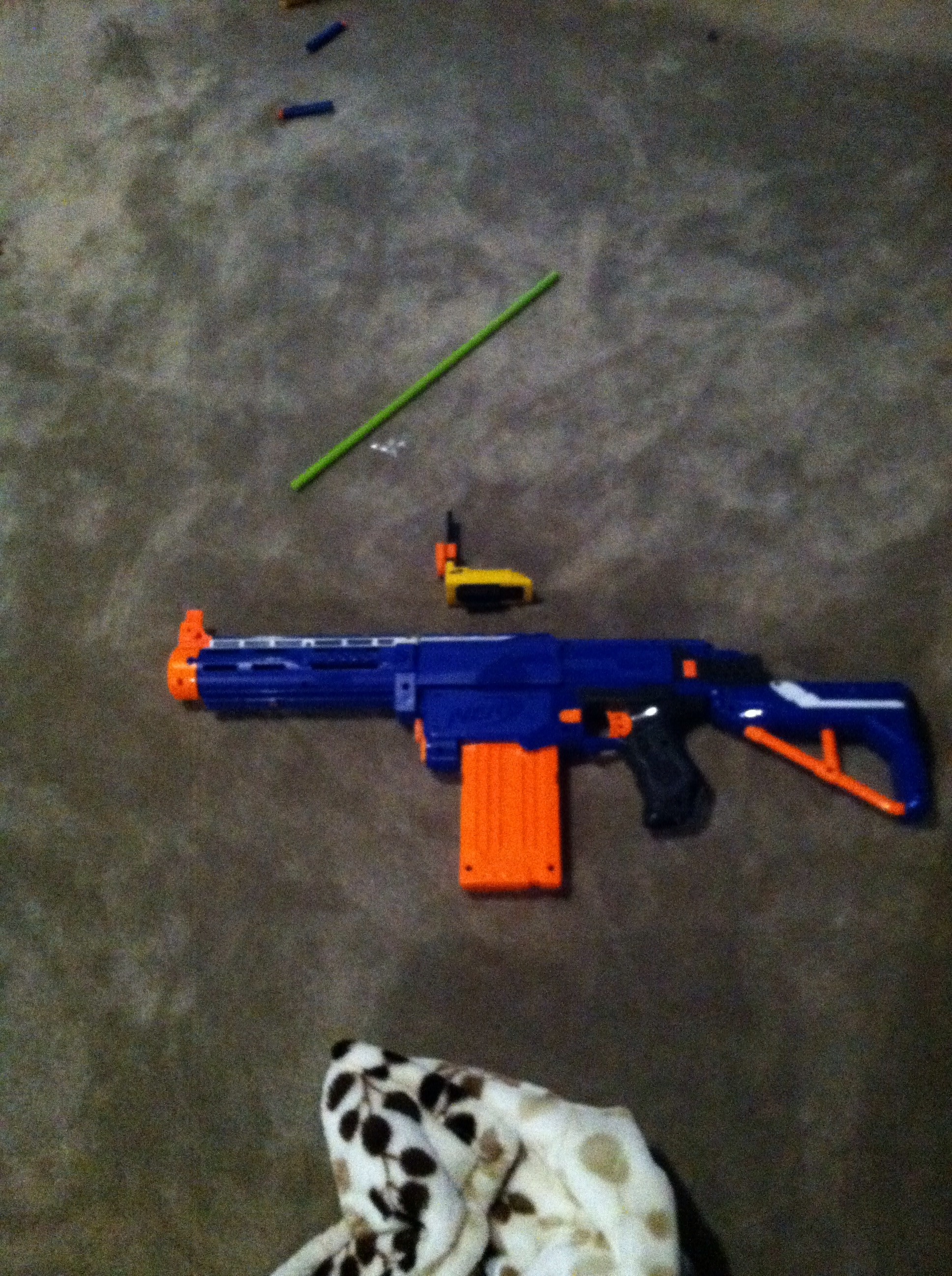 Picture of This Is My Nerf Sniper Rifle