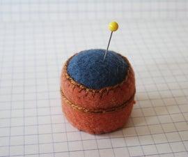 Sew Useful: Handy Dandy Bottlecap Pincushion