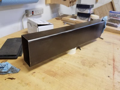 Metal Drawer Front
