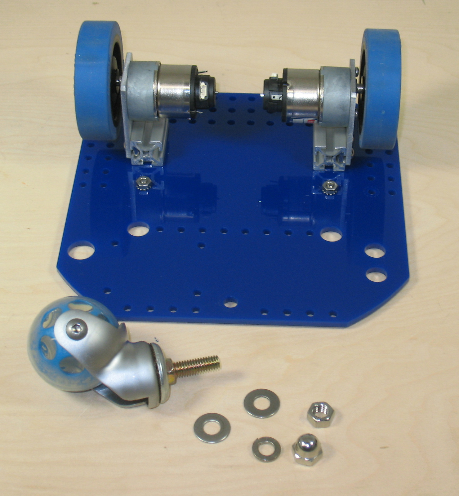 Picture of DC Motor Option