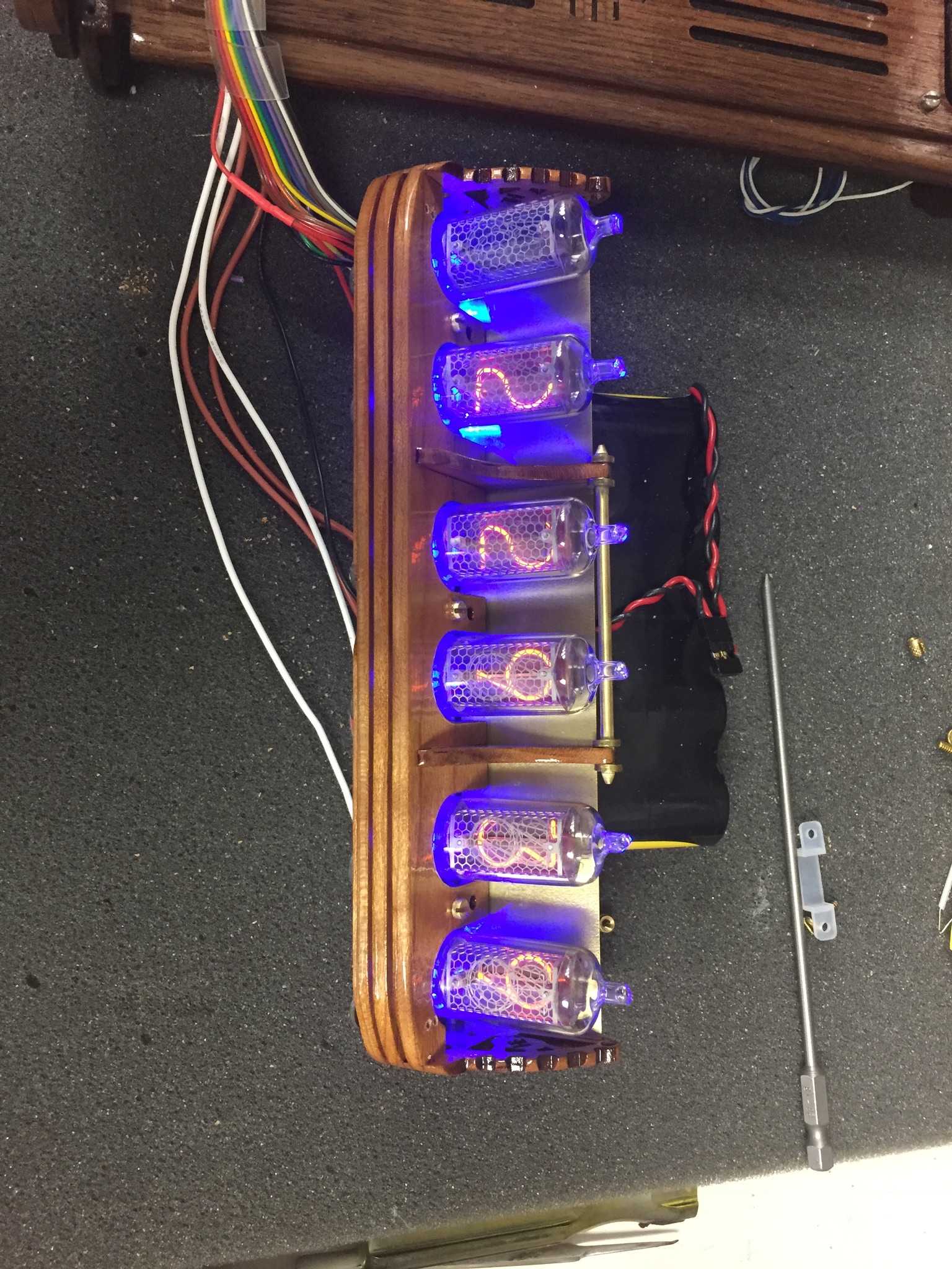 Picture of Testing and Cover Plates