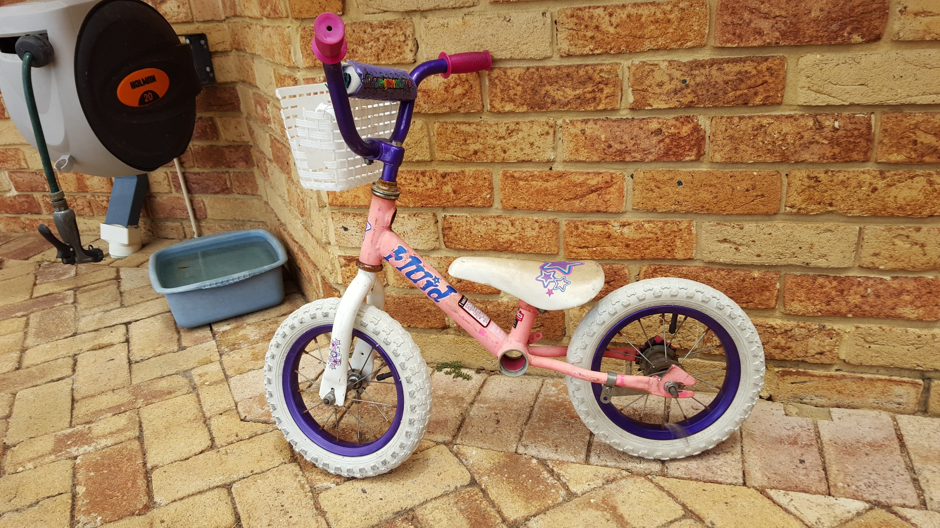 Picture of Recycled Balance Bike