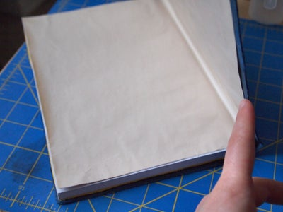 Attach Pages to Cover