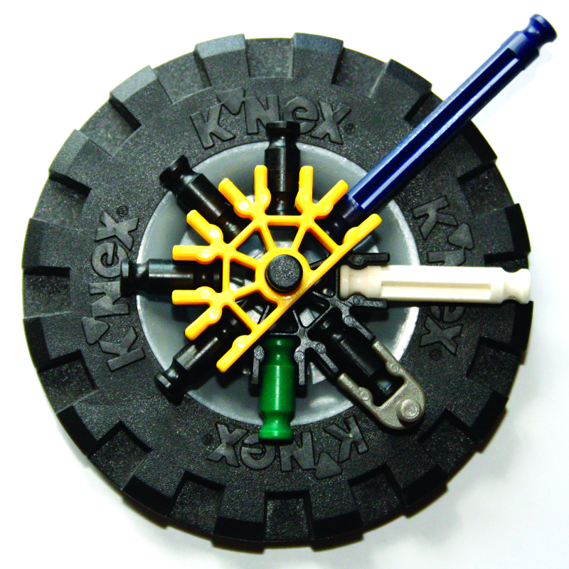 Picture of K'nex Challenge 1: 13th Aug - 4th Sept - RESULTS ANNOUNCED
