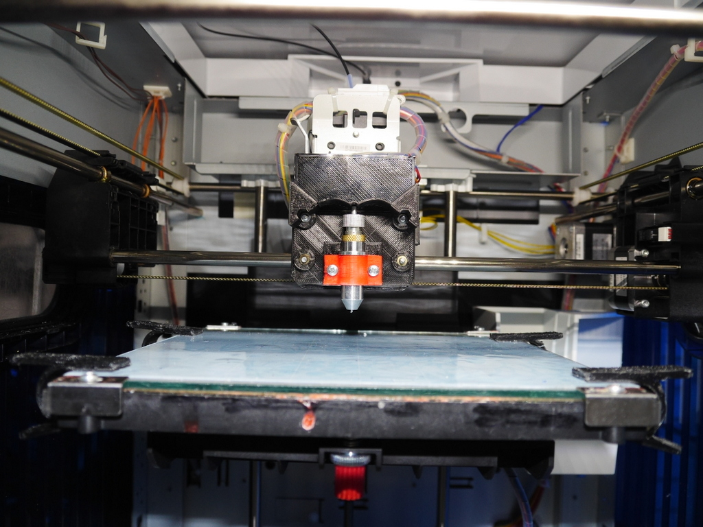 Picture of Use 3D Printer As a Plotter/cutter