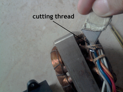 Thermal Fuse Replacement