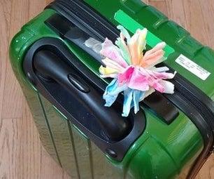 PomPom Luggage Identifiers