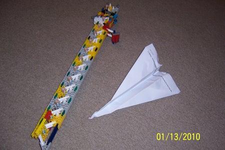 K.P.L. (Knex Plane Launcher)