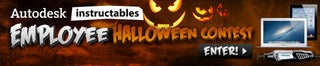 Autodesk Employee Halloween Contest
