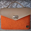 "Crochet Bag ""Autumn"" 