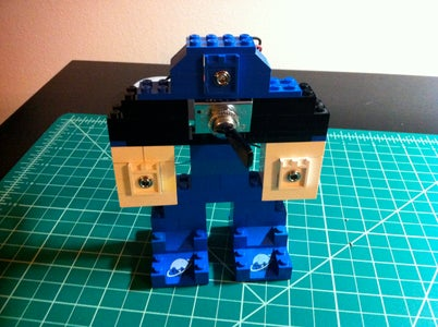How to Build a 1/8in. (3.5mm) Stereo Audio Switch With Legos